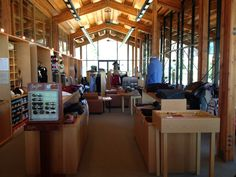 Register view of the Spring Creek Ranch Golf Shop Golf Pro Shop, Ranch, Spring, Recipes, House, Food, Guest Ranch, Home, Essen