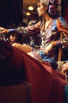 Jane Birkin, 1960s