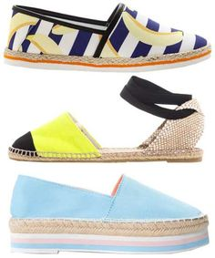 Espadrille Shoes - Spring Fashion, Wedges, Sandals | Refinery29 rounds up the chicest espadrilles to buy this minute. #refinery29 http://www.refinery29.com/espadrille-shoes