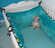 Tuto tour de lit complet avec coussins Ikea