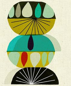 InaLuxe Art by Adore_Vintage, via Flickr