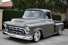 Custom 1955 GMC Truck