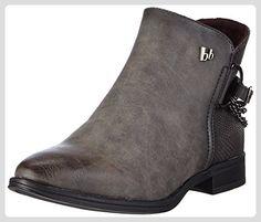 Bruno Banani Booty, Damen Kurzschaft Stiefel, Grau (Dk.Grey 258), 39 EU - Stiefel für frauen (*Partner-Link)
