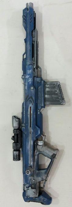 Nerf Mega Centurion Custom