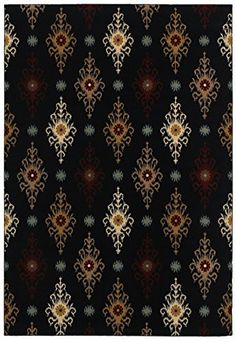 Buy the Rizzy Home Blue 2 x 7 Direct. Shop for the Rizzy Home Blue 2 x 7 Chateau Power Loomed Polypropylene Rug and save. Textile Pattern Design, Textile Patterns, Textile Prints, Pattern Art, Saree Painting Designs, Polypropylene Rugs, Sewing Art, Salon Design, Stencil Designs