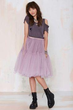 Glamorous Spin Off Tutu Skirt - Skirts