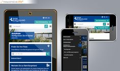 at 2014 [Responsive Smartphone & Tablet] © echonet communication GmbH Smartphone, Places, Projects