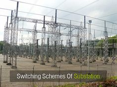 Substation Switching Schemes