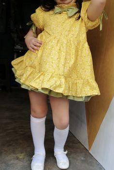 Dresses Kids Girl, Kids Girls, Summer Dresses, Fashion, Moda, Summer Sundresses, Fashion Styles, Fashion Illustrations, Summer Clothing