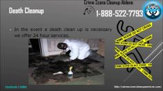 Crime Scene Cleanup Abilene | 1-888-522-7793 | Death,Blood,Accident,Trau...