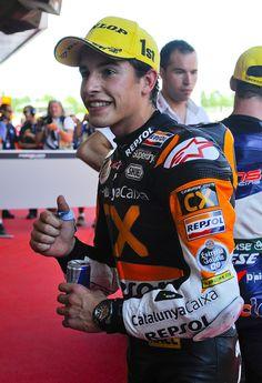 Marc Marquez Photos - MotoGp Of Catalunya: Qualifying - Zimbio