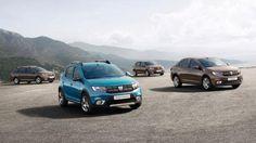 Dacia trekt een heel blik nieuwe Dacia's open