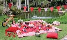 Resultado de imagen para decoracion picnic