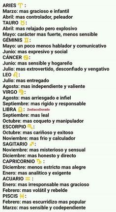 Nyaa #escorpio #noviembre