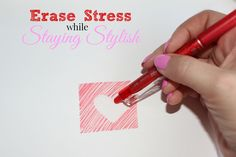 How To Erase Stress While Staying Stylish! #EraseStress #Ad