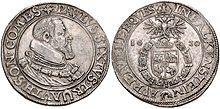 1598 wurde die Grafschaft Falkenstein von Kaiser Rudolf II. begründet und den Trautson verliehen. Das Herrschaftsgebiet mit Falkenstein als Hauptort und dem Schloss Poysbrunn als Residenz umfasste ein großes Gebiet - von Drasenhofen bis zur Burgherrschaft Laa. Graf Paul Sixtus III. ließ sogar eigene Münzen prägen. Graf, Kaiser, Stones