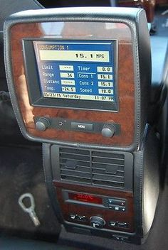 USED BMW e38 INDIVIDUAL REAR SCREEN + CLIMATE CONTROL, + WIRING, VERY RARE!!!