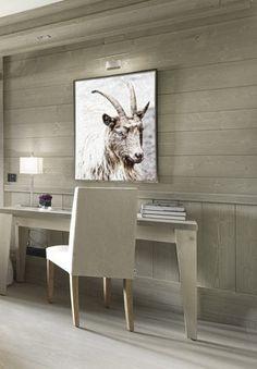 Antilope 120 x 75 cm Framed