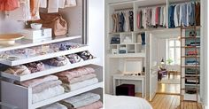 ¡Tu vestidor siempre en orden con estas ideas!