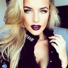 Love this lipstick color!