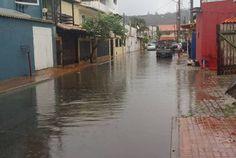 JORNAL O RESUMO: Fortes chuvas alagam Arraial do Cabo
