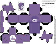 Cubee - Share Bear by CyberDrone on deviantART