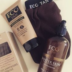 """""""Need to tan up for the weekend? Prep start now! Use the Ecotan Extreme Exfoliant Glove 24-48 hours before you apply your non toxic, certified organic Winter Skin or Invisible Tan for best results. Still time to order yours now to be golden brown by the weekend! This little beauty is also your best friend for tackling blackheads, cellulite and promoting lymphatic stimulation."""" Photo taken by @aalavedalifestyleco on Instagram, pinned via the InstaPin iOS App! http://www.instapinapp.com…"""