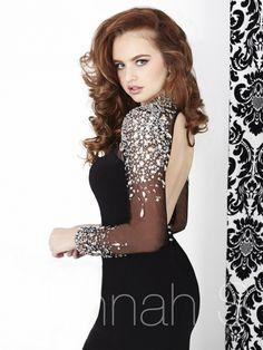 Hannah s long dresses design