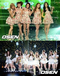 KARA and Girls' Generation are the highest selling Korean artists in Japan for 2012