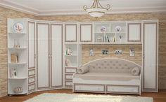 Детские и молодежные комнаты | Дом Белорусской Мебели Girls Room Design, Bedroom Bed Design, Girl Bedroom Designs, Girls Bedroom, Bedroom Decor, Hidden Rooms, Diy Curtains, Bedroom Storage, Built Ins