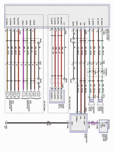 2005 Ford escape pcm pinout 4 Ford, Diagram, Wire