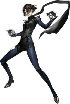 Makoto: Persona 5