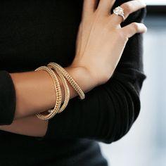 Classic Chain Bracelet in Gold John Hardy John Hardy Jewelry, Ring Watch, Sapphire Bracelet, Glamorous Makeup, Woven Bracelets, Handcrafted Jewelry, Handmade, Statement Jewelry, Jewelry Collection