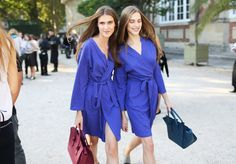 Street Style: Paris Fashion Week Spring 2015