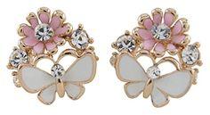 DaisyJewel Butterfly Blossoms Crystal Enamel Cluster Stud Earrings DaisyJewel http://smile.amazon.com/dp/B00SZHOSXA/ref=cm_sw_r_pi_dp_8qBDvb03996X7