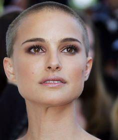 Natalie Portman. Clear eyes.