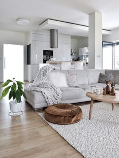 Personalize your home decoration with pretty digital printab Nordic Interior Design, Home Interior, Home By, Other Rooms, Scandinavian Interior, Bean Bag Chair, Love Seat, Living Room Decor, Sweet Home