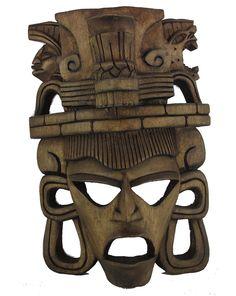 Mayan #Mask #Handmade in #Mexico Mayan Doctor $38.00