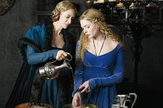 The White Queen | Jacquetta Woodville and Elizabeth Woodville