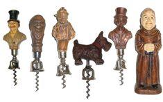 antique and vintage corkscrews wanted