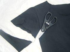 t-shirt refashion 011