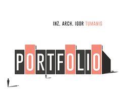 Architecture Portfolio, Interior Architecture, Working On Myself, Portfolio Design, New Work, Behance, Profile, Gallery, Check