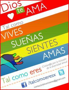Flyer que repartimos en la Marcha por la Diversidad 2012.