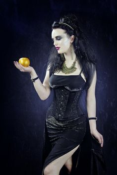 Eris, Greek Goddess of Discord. Who remembers that golden apple myth?