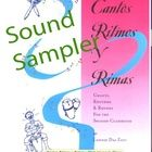SOUND BITES SAMPLER - Spanish Chants with Exercises from Cantos, Ritmos y Rimas  Teach your students using very catchy chants. This free sampler pa...
