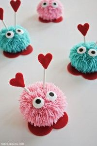 DIY Love Bug Cupcakes for Valentine's Day | Step by Step Tutorial | by Carrie Sellman for TheCakeBlog.com