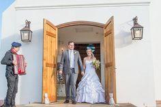 Antoinette & Louis Wedding - St Clement Chapel at Vondeling