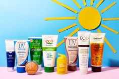 Guide To Natural Sunscreens