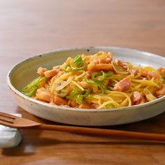 シンプルなナポリタンスパゲッティ  |  あさこ食堂