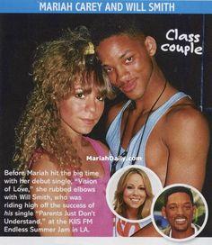 #FlashBack#WillSmith#MariahCarey#1988